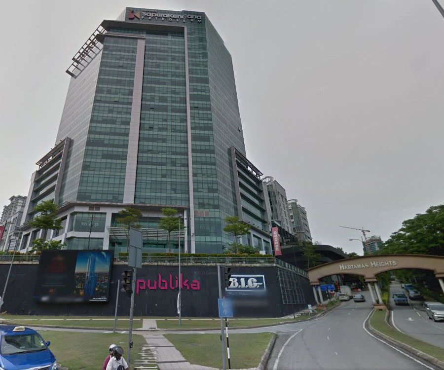 best kl office for rent and sale